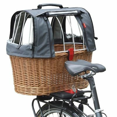 Rixen-Kaul Bags and Basket- WICKER DOGGY BAG