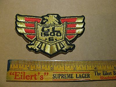 Older  Honda Goldwing  Eagle  Gl1500 6  Bike Motorcycle Patch Old School
