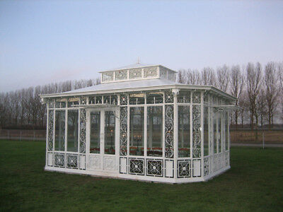 gartenhaus orangerie pavillon gew chshaus gazebo. Black Bedroom Furniture Sets. Home Design Ideas