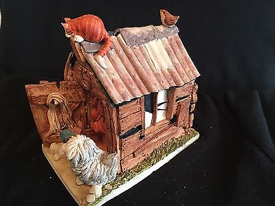 Colourbox Cats Potting Shed-Peter Fagan