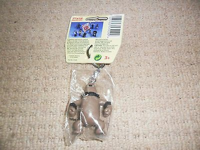 Wallace and Gromit Keyring - NEW