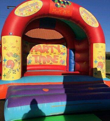 15x15 adult bouncy castle