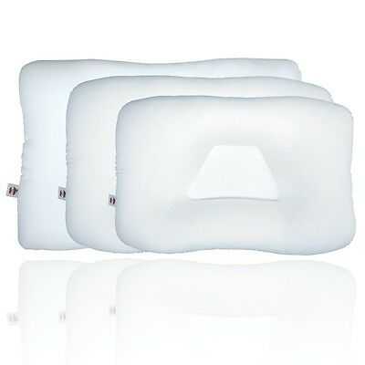 Tri-Core Full Size Standard Firm Cervical Pillow
