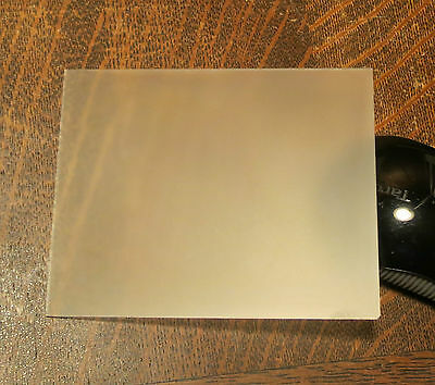 4x5 Ground Glass for Speed or Crown Graphic Camera