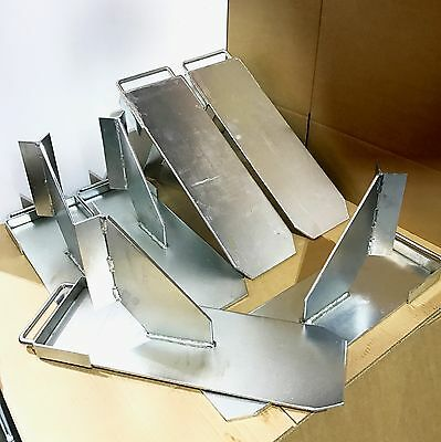 5 x Genuine Strong Acro Prop, Attachment Boys Mate Wall Support Acrow Bracket .