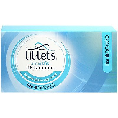 Lil-Lets Lite Tampons - 16 Tampons