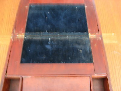 Vintage Wooden Lap Desk