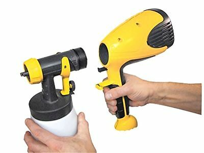 Powerful Electric Paint Sprayer Wood & Metal Paints W100 Wagner 3 Spray Patterns