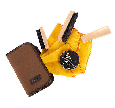 Barbour Leather Shoe Care Kit