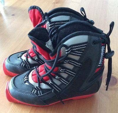 FISHER Insulated SNS Profil Cross Country Ski Boots size 11.5 US / 29 euro