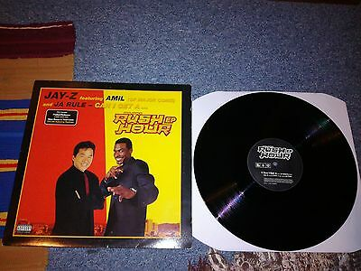 "Jay-z - can I get a.....- 12""ep 1999 vgc/ex redman/ ja rule rush hour"