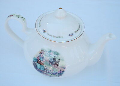 Anne of Green Gables Idlewild Collection Avonlea Traditions Collector's Teapot