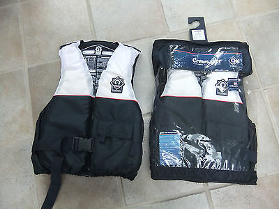 Crewsaver DB60 Buoyancy Aid, EN393, Large Adult, Blue & White - 2 available