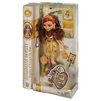 Mattel Ever After High Rosabella Beauty Doll