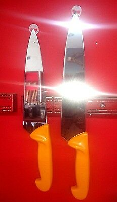 A Lot Of 2 Victorinox Wenger Swibo Chef Knives Special Offer
