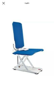 Invacare Aquatec Orca Bath Lift With Reclining Backrest
