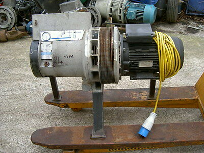 Compressor Hydrovane Single Phase 240Volts Or 3Phase 415Volts