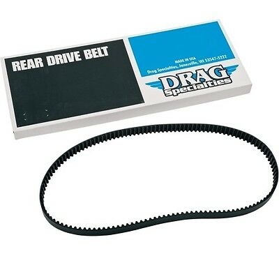 Drag Specialties 20mm 135T Drive Belt for Harley 2006 06 FXST 40655-06 1204-0057