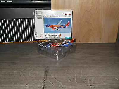 Herpa Wings Southwest Airlines B737-700 Slam Dunk One 1:500 Boeing B 737 503211