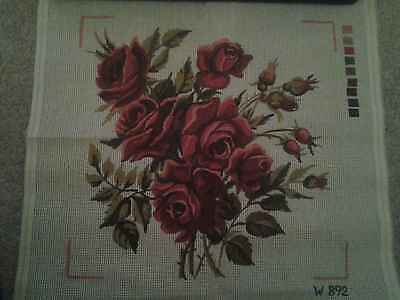 Cushion Tapestry Needlepoint Canvas - New