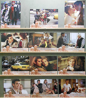 2XM17 ONE FINE DAY GEORGE CLOONEY MICHELLE PFEIFFER Lobby Set Spain