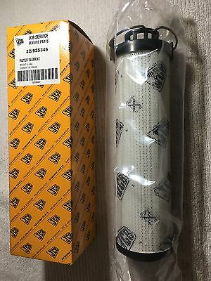 Genuine Jcb Filter Hydraulic Fuel Filter Element 32/925346 New Sealed