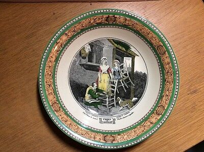 VINTAGE ADAMS CRIES OF LONDON LARGE  BOWL   Old Chairs to Mend