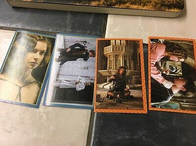 Fantastic Beasts and Where To Find Them Panini Stickers - Set Of 4