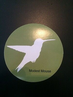 Modest Mouse Promo Sticker,built To Spill