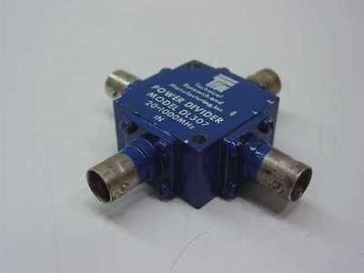 Technical Research 3-Way 20 to 1000 MHz  Power Divider DL307