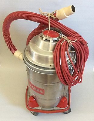 Clarke Industrial Shop Vac 600A Vacuum Hose Heavy Duty Contractor Stainless VTG