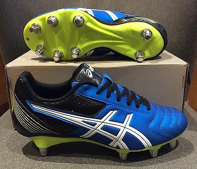 Asics Lethal Tackle Rugby Boots Size UK 10.5 BNIB