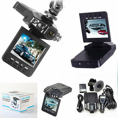 2.5'' TFT-LCD Screen HD720P Car DVR Support Night Vision Unwanted Xmas Gift