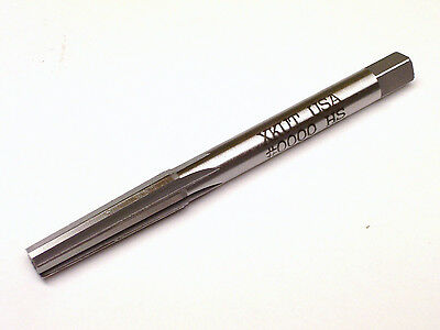 New M2 High Speed Jacobs #0 Taper Reamer Made In Usa By Xkut