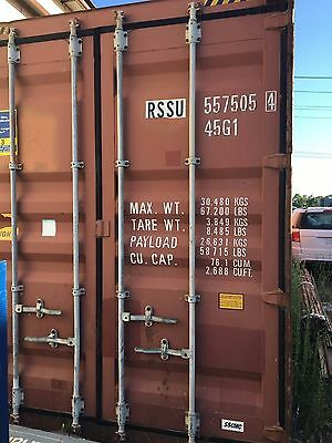 40ft Shipping Container Storage unit