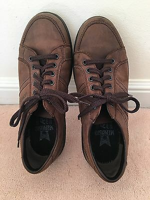 NEW Mephisto Run Off Men's Shoes SIze 7 Brown