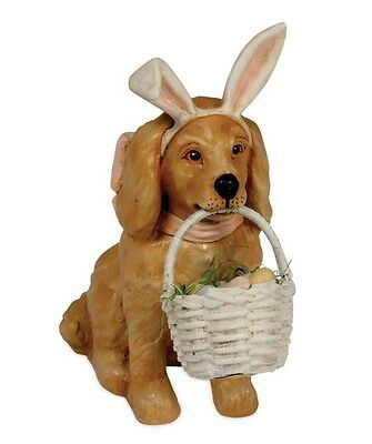"""Bethany Lowe """"Easter Puppy"""" Figure (TD6010)"""
