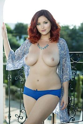 Lucy Collett A4 Photo #11