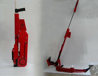 RWBY Ruby Rose Transformable Crescent Rose Cosplay Replica Scythe for Sale