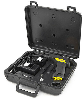 Mars H10X Pro Top Gun Handheld Refrigerant Leak Detector 25370 w/Carrying Case