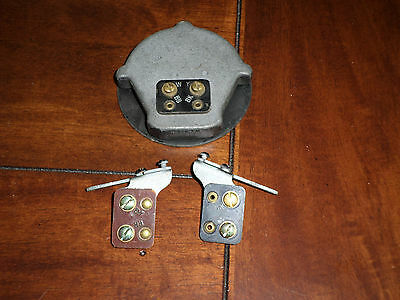 Western Electric Dial Candlestick Telephone Original Phone Parts