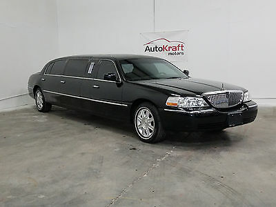 2010 Lincoln Town Car LIMOUSINE 2010 LINCOLN TOWNCAR EXECUTIVE LIMOUSINE Over 60 Service records