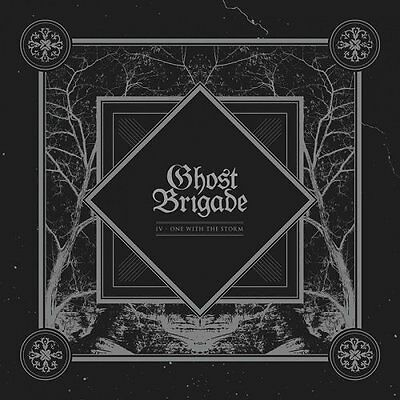 GHOST BRIGADE IV - One with the storm - 2LP / Silver Vinyl - Limited 500