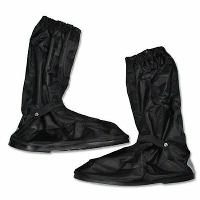 New Reusable Rain Shoe Covers Waterproof shoes Overshoes Boot Gear Anti-slip XXL
