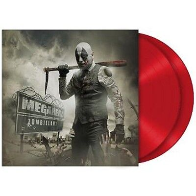 MEGAHERZ Zombieland - 2LP / Red Vinyl - Limited 200