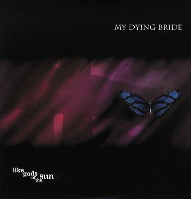 MY DYING BRIDE Like Gods Of The Sun - 2LP - Black Vinyl (Reissue)