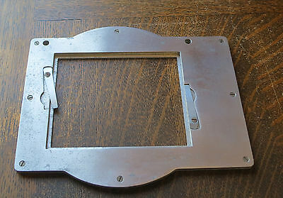Omega Negative Carrier for 4x5 Glass Plate Negatives for DII  D2 D3  Enlargers