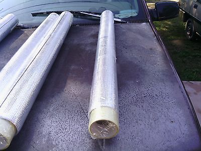 Floor Underlayment w/tape 30 Sq. Ft. EDGE 811 lot of 6 rolls available radiant