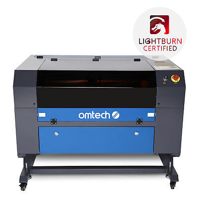 Upgrated 60W CO2 Laser Engraving Cutting Machine Engraver Cutter USB Port
