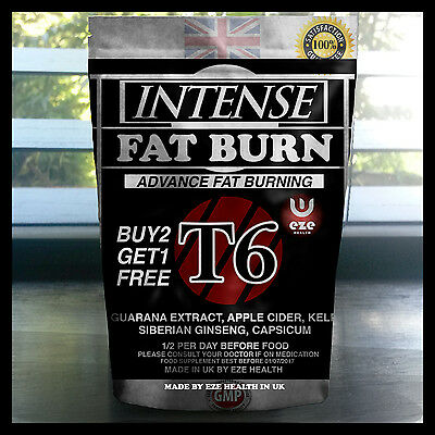 T6 Fat Burners Strong  Weight Loss Pills Newdiet Slimming Tablets